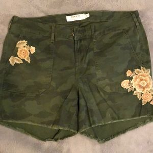 Torrid Shorts